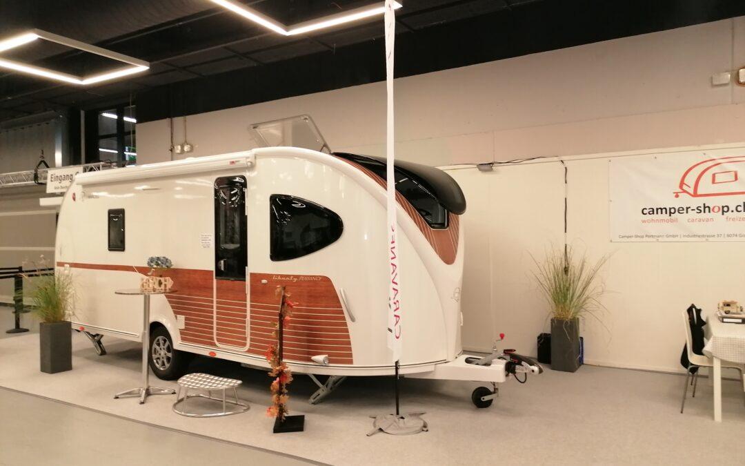 Suisse Caravan Salon 2021 findet statt!